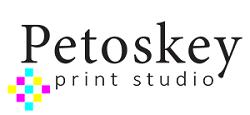 Petoskey Print Studio Logo